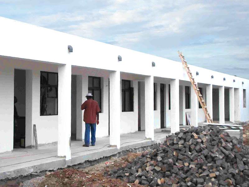 Final Evaluation of the North Santiago Region Health Programme in Cape Verde