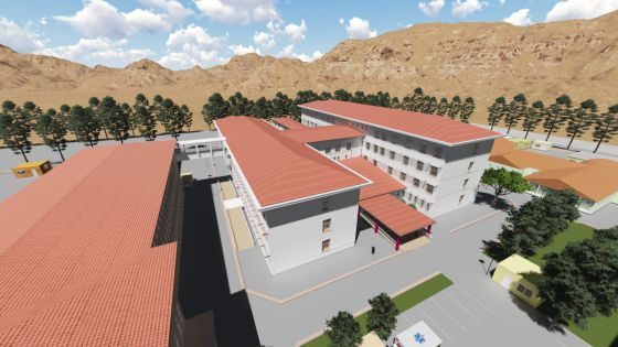 Consulting services for the 'New Construction of a Mother and Child Health Centre at Balkh Regional Hospital, Mazar-i-Sharif '