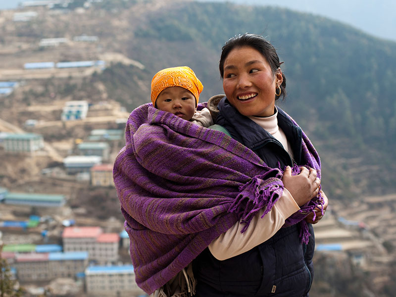 Improving Maternal and Newborn Health in Nepal